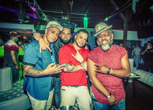 Jero La Sensacion (Dando Lu Release Party)-4