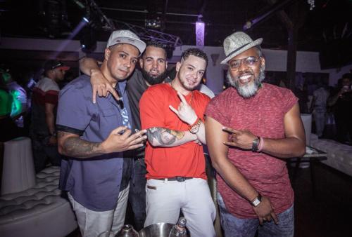 Jero La Sensacion (Dando Lu Release Party)-5