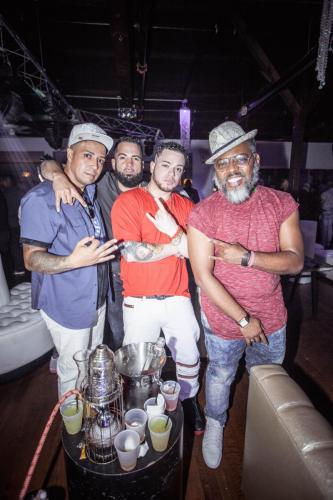Jero La Sensacion (Dando Lu Release Party)-7